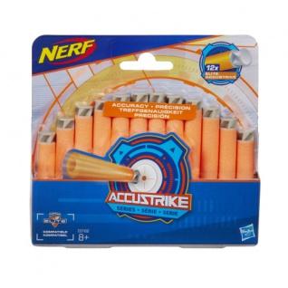 Nerf Accustrike 12er Dart Nachfüllpack, Spielzeugwaffen für Kinder