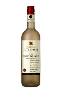 WZG Blanc de Noir Cuvee trocken erfrischende Aromen von Äpfeln Birnen 750ml