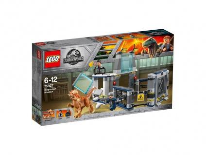 Lego Jurassic World 75927 Ausbruch des gefährlichen Stygimoloch