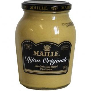 Maille Dijon von scharfen Senf 500ml
