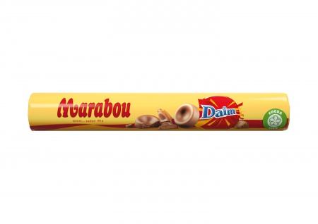Marabou Schokoladenrolle mit Karamell und Daim Füllung 1x67g