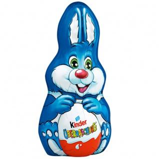 Ferrero Kinder Schokoladen Osterhase mit Überraschung für Jungs 75g