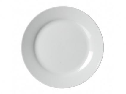 Bianco Teller 19 cm