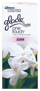 Glade by Brise One Touch Minispray Jasmin, Nachfüllung (Kartusche)