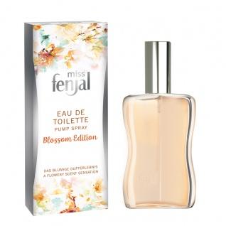 Miss Fenjal Eau de Toilette Blossom Edition weiße Blüten 50ml