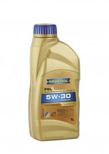 Ravenol FEL SAE 5W 30 synthetisches Mid SAPS Leichtlauf Motorenöl 1L