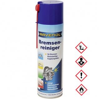 Ravenol Bremsenreiniger Spray Viele Anwendungsmöglichkeiten 500ml