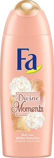 Fa Duschcreme Divine Momente mit Kamelienblüte 250ml 6er Pack