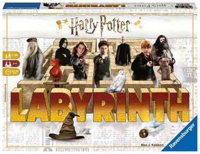 Ravensburger Harry Potter Labyrinth Ein Familienspiel ab 7 Jahren