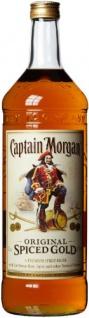 CaptainMorganOriginal SpicedGoldGroßflasche Rummischgetränk(1 x 3l)
