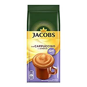 Jacobs Momente Choco Cappuccino Mild mit Milka Schokonote 500g