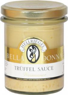 Hellriegel Bella Donna Trüffel Sauce, 12er Pack (12 x 180 g)