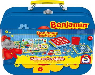 Spielekoffer Benjamin Bluemchen