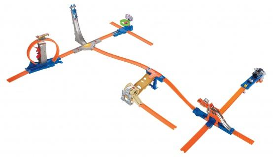 Mattel HWS Track Builder Zub.Srt.