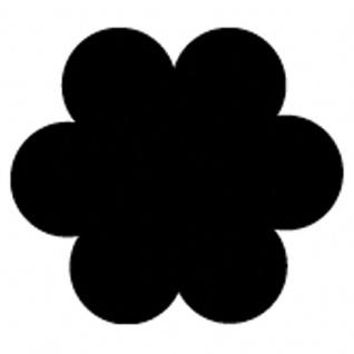Stanzwerkzeug Blume 9x6x6, 5cm