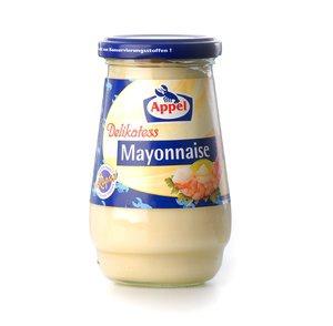 Appel Delikatess Mayonnaise mit wertvollem Rapsöl, 250 ml