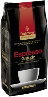 Dallmayr Espresso d Oro ganze Bohnen Vollmundig rassig 1000g