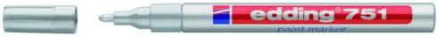 Lackmarker e-751/1 silber