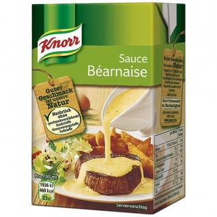 Knorr Sauce Bernaise perfekt zu vielen Fleischgerichten 250ml