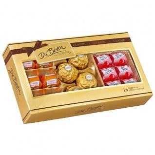 Die Besten von Ferrero Classic Geschenkverpackung 3 Spezialtäten 166g