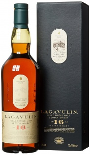 Lagavulin 16 Jahre Islay Single Malt Scotch Whisky 43 % Vol. 700ml