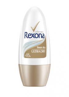 Rexona Linen Dry Deo Roll-On Women, 6er-Pack (6 x 50 ml)