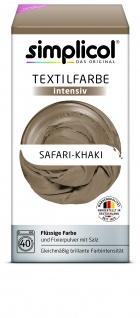Simplicol Fluessige Textil-F. Intensiv Safari Khaki