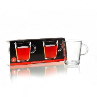 Ritzenhoff und Breker Ceylon transparentes Teeglas 2er Set 290ml