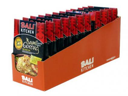 Bali Kitchen Bami Goreng, 15er Pack (15 x 50 g Packung)