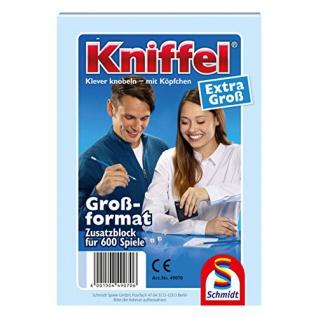 Schmidt Spiele Großer Kniffelblock