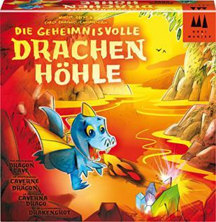 Schmidt Spiele Drei Magier Spiele 40875 - Die geheimnisvolle Drachenhöhle