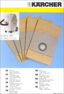 Kaercher Staubtueten-Set KT 2701, 2801