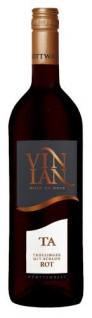 Vinian TA Trollinger mit Acolon halbtrocken Bottwartaler Winzer 750ml
