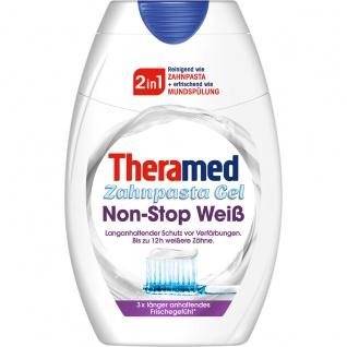 Theramed 2in1 Spender Non Stop White mit effektivem Schutz 75ml