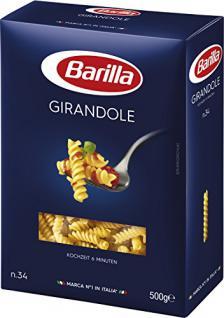 Barilla - Girandole n.34 Nudeln Pasta - 500g