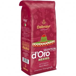 Dallmayr Crema d Oro Selektion des Jahres Kaffeebohnen 1000g