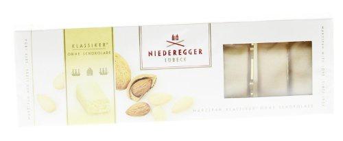 Niederegger Marzipan Klassiker ganz ohne Schokoladen Genuss 100g