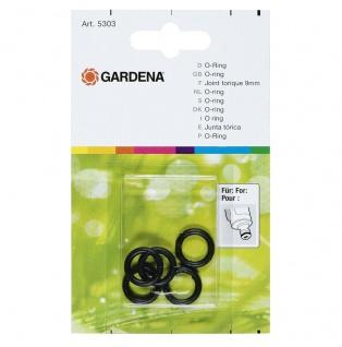 Gardena O-Ring 9mm 5303 Dichtungsring passend für alle Gardena Systeme