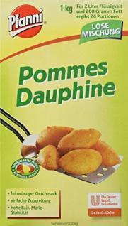 Pfanni Pommes Dauphine 1 kg, 1er Pack (1 x 1 kg)