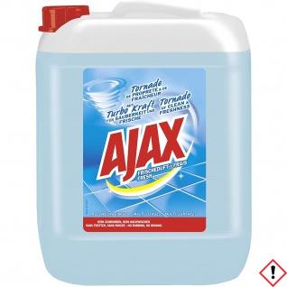 Ajax Allzweckreiniger classic Frischeduft mit Turbokraft 10000ml