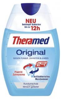 Theramed 2in1 Original Zahncreme 75 ml