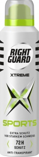 RIGHT GUARD DEOSPRAY XTREME SPORTS 150ML