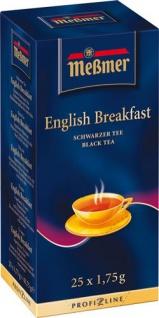 Meßmer ProfiLine English Breakfast Assam Ceylontee 25 Beutel