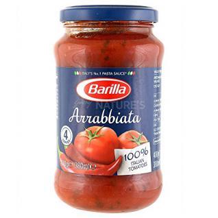 3x Barilla Sauce 'Arrabbiata', 400 g