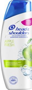 head and shoulders Anti Schuppen Shampoo Apple Fresh Duft 500ml
