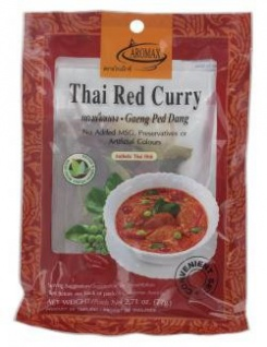 Aromax Thai Red Curry 77 g