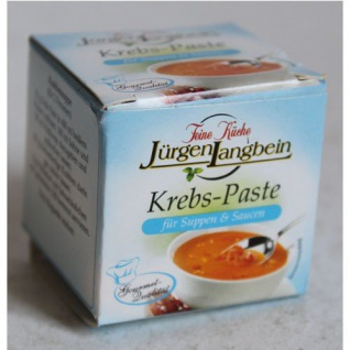 Jürgen Langbein Krebs-Paste, 50 g, 10er Pack