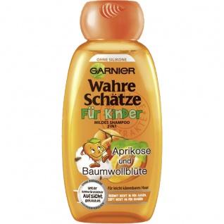 Garnier Wahre Schätze Kinder Shampoo Aprikose ohne Silikone 250ml