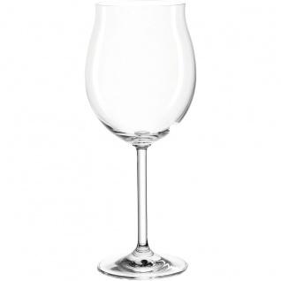 Burgunderglas klar Weinkelch von montana Serie Pure glanz 190ml
