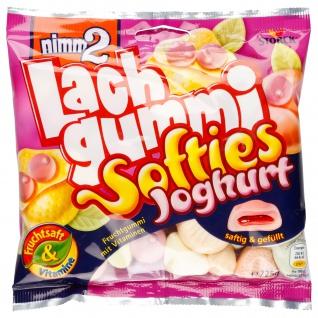 nimm2 Lachgummi Softies Joghurt Fruchtgummi mit Vitaminen 225g